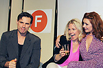"As The World Turns' Austin Peck, Terri Conn, Anne Sayre support ""The F"" - a Benefit for the film was held on June 22, 2018 at the Freeman Studio, New York City, New York. (Photo by Sue Coflin/Max Photo)"