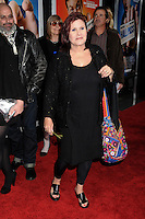 """27 December 2016 - Carrie Fisher, the iconic actress who portrayed Princess Leia in the Star Wars series, died Tuesday following a massive heart attack. Carrie Frances Fisher an American actress, screenwriter, author, producer, and speaker, was the daughter of singer Eddie Fisher and actress Debbie Reynolds. File Photo: 23 February 2011 - Hollywood, California - Carrie Fisher. """"Hall Pass"""" Los Angeles Premiere held at The Cinerama Dome. Photo Credit: Byron Purvis/AdMedia"""