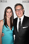 Andrea Kaufman & Moises Kaufman attending the Broadway Opening Night After Party for 'The Heiress' at The Edison Ballroom on 11/01/2012 in New York.