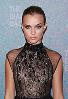 NEW YORK, NY - SEPTEMBER 13: Josephine Skriver at the Clara Lionel Foundation&rsquo;s 4th Annual Diamond Ball at Cipriani Wall Street in New York City on September 13, 2018. <br /> CAP/MPI99<br /> &copy;MPI99/Capital Pictures