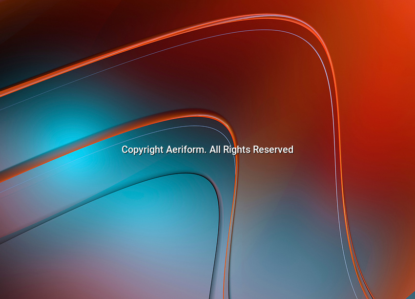 Curved abstract backgrounds pattern