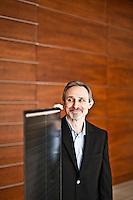 Joseph Laia pictures: Executive portrait photography of Joseph Laia - Miasole -  by San Francisco corporate photographer Eric Millette