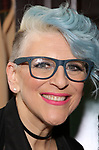 Lisa Lampanelli attends the Off-Broadway cast photocell for Lisa Lampanelli's 'Stuffed' at the Friars Club on August 24, 2017 in New York City.