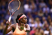 7th September 2017, Flushing Meadows, New York, USA;  SLOANE STEPHENS (USA) during day eleven match of the 2017 US Open on September 07, 2017 at Billie Jean King National Tennis Center, Flushing Meadow, NY.