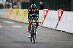 Peter Sagan (SVK) Bora-Hansgrohe in action during Stage 4 of the 78th edition of Paris-Nice 2020, and individual time trial running 15.1km around Saint-Amand-Montrond, France. 11th March 2020.<br /> Picture: ASO/Fabien Boukla | Cyclefile<br /> All photos usage must carry mandatory copyright credit (© Cyclefile | ASO/Fabien Boukla)