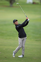 Kazuma Kobori on the first day of play. Jennian Homes Charles Tour, Carrus Open, Tauranga Golf Club, Tauranga, New Zealand, Thursday 10 October 2019. Photo John Borren/www.bwmedia.co.nz