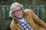 Pieter Aspe, Belgian crime novelist.