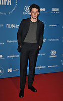 Josh O'Connor at the British Independent Film Awards (BIFA) 2018, Old Billingsgate Market, Lower Thames Street, London, England, UK, on Sunday 02 December 2018.<br /> CAP/CAN<br /> &copy;CAN/Capital Pictures