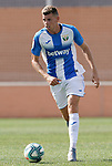 CD Leganes' Gerard Gumbau during friendly match. July 13,2018. (ALTERPHOTOS/Acero)