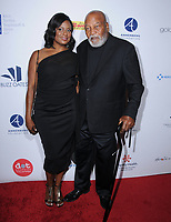 11 August  2017 - Beverly Hills, California - Jordin Sparks, Dana Isaiah. 17th Annual Harold &amp; Carole Pump Foundation Gala held at The Beverly Hilton Hotel in Beverly Hills. <br /> CAP/ADM/BT<br /> &copy;BT/ADM/Capital Pictures