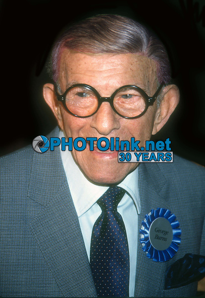 George Burns 1991<br /> Photo By Adam Scull/PHOTOlink.net