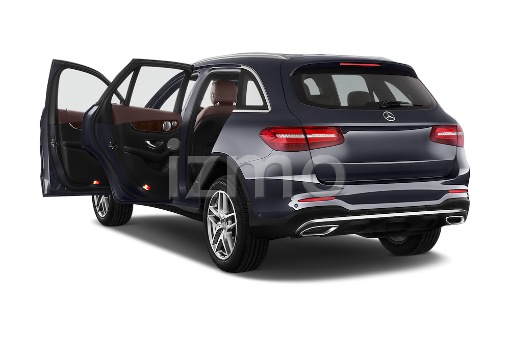 Car images of 2016 Mercedes Benz GLC Launch Edition 5 Door Suv Doors