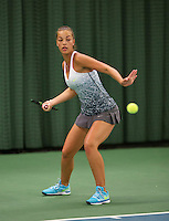 March 13, 2015, Netherlands, Rotterdam, TC Victoria, NOJK, Sem Wensveen (NED)<br /> Photo: Tennisimages/Henk Koster