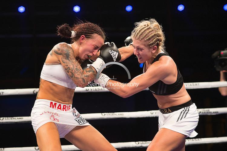Fight Night Tap1<br /> Marie Riederer (Germany) VS Klara Svensson (Sweden)