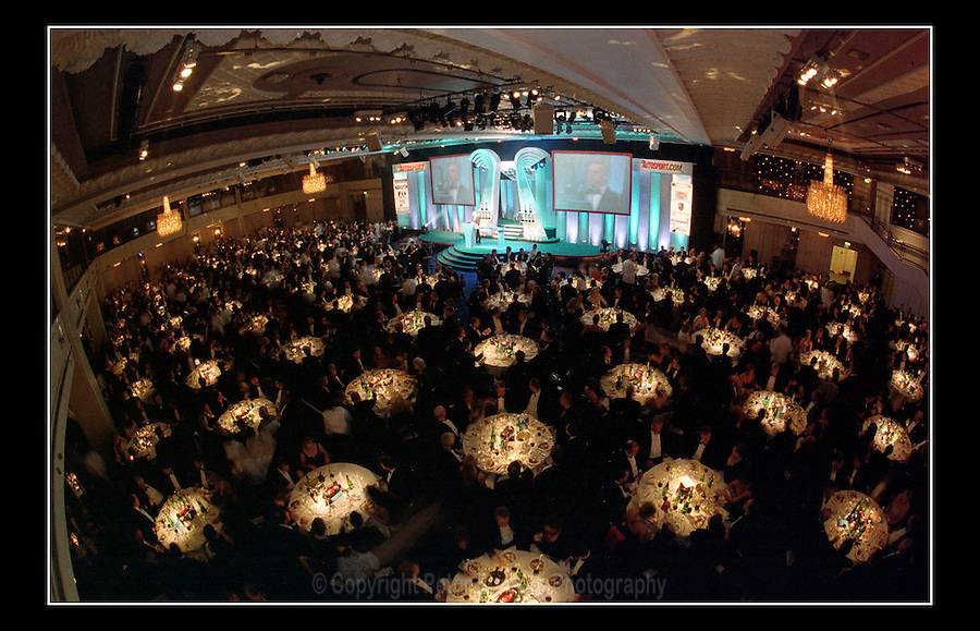 Autosport Awards 2000 - Grosvenor House Hotel, Park Lane, London