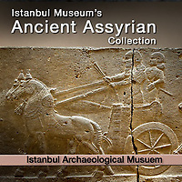 MuseoPics - Photos of Istanbul Museum Assyrian Exhibits, Pictures & Images