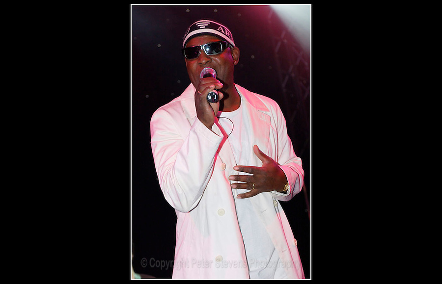 Chris Amoo - The Real Thing - 28th October 2004