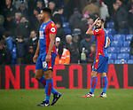 Crystal Palace's Joe Ledley looks on dejected during the Premier League match at Selhurst Park Stadium, London. Picture date December 17th, 2016 Pic David Klein/Sportimage