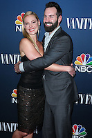 WEST HOLLYWOOD, CA, USA - SEPTEMBER 16: Actress Katherine Heigl and husband Josh Kelley arrive at NBC & Vanity Fair's 2014-2015 TV Season Event held at HYDE Sunset: Kitchen + Cocktails on September 15, 2014, in West Hollywood, California, United States. (Photo by Xavier Collin/Celebrity Monitor)