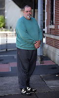 Pictured: Andrew Keitley in Cardiff, Wales, UK. Friday 26 August 2016<br />