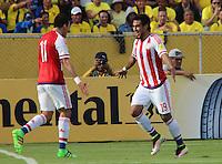 Ecuador (ECU) vs Paraguay (PAR) 24-03-2016