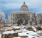 NATURE SUBJECTS,capitol-winter
