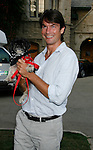 "Actor Jerry O'Connell arrives at the Much Love Animal Rescue Presents The Second Annual ""Bow Wow WOW!"" at The Playboy Mansion on July 19, 2008 in Beverly Hills, California."