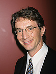 Martin Short pictured at the outer critics circle awards at Sardi's in New York City on May 28, 1999.