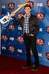 Scotty McCreery in the press room at the American Country Awards 2013 at the Mandalay Bay Resort & Casino in Las Vegas, Nevada