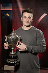 BBC Wales Sports Personality of the Year 2017 - Jonathan Davies.<br /> 25.01.18<br /> &copy;Steve Pope - Sportingwales