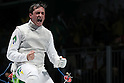 Guilherme Toldo (BRA),<br /> AUGUST 7, 2016 - Fencing : <br /> Men's Foil Individual second round<br /> at Carioca Arena 3 <br /> during the Rio 2016 Olympic Games in Rio de Janeiro, Brazil. <br /> (Photo by Koji Aoki/AFLO SPORT)