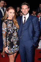 LONDON, UK. October 31, 2016: Una &amp; Ben Foden at the Pride of Britain Awards 2016 at the Grosvenor House Hotel, London.<br /> Picture: Steve Vas/Featureflash/SilverHub 0208 004 5359/ 07711 972644 Editors@silverhubmedia.com