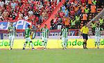 Independiente Medellín venció como visitante a Atlético Nacional 2-1 en el Clásico Antioqueño. Fecha 17 Liga Águila I-2016