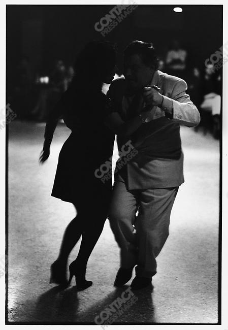 4:45 a.m., Torquato Tasso,  Buenos Aires, Argentina, June 1998
