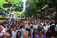 Procissão do Círio de Nossa Senhora de Nazaré - Local: Banco da Amazônia - Av. Presidente Vargas