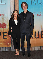"10 January 2019 - Hollywood, California - Susanna Hoffs, Jay Roach. ""True Detective"" third season premiere held at Directors Guild of America.   <br /> CAP/ADM/BT<br /> ©BT/ADM/Capital Pictures"