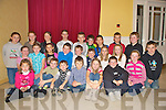 The U10 -U16 athletes at the awards at the Killarney South Community games in the Dromhall on Sunday night were Emily Shaw, Mark Cooper, Aaron O'Sullivan, Harry Potts, Jessica Galvin, Michael Lenihan, Christine Cooper, David Shaw, Emma Lenihan, Lorna O'Sulivan, Sarah Leahy, Mark Harnett, Michael potts, Sean O'Neill, Lynn O'Shea, Elaina Galvin, Liam Morris, Kayleigh Cronin, Sarah and Annie Potts, Stephen O'Sullivan, Dylan O'Sullivan, Jack Lenihan, Sam Tamir and John O'Shea.   Copyright Kerry's Eye 2008