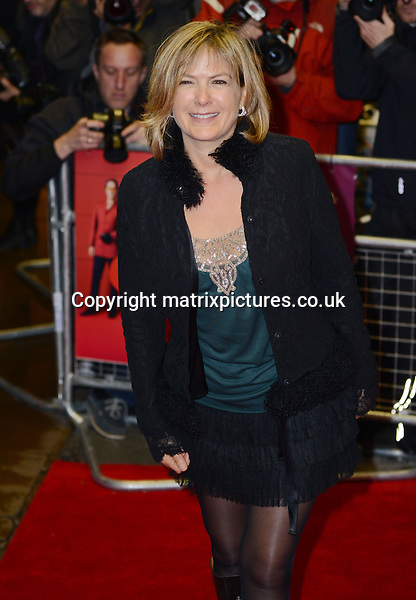 NON EXCLUSIVE PICTURE: MATRIXPICTURES.CO.UK<br /> PLEASE CREDIT ALL USES<br /> <br /> WORLD RIGHTS<br /> <br /> British singer-songwriter Annie Lennox attending the UK premiere of Dom Hemingway, at The Curzon Mayfair in London. <br /> <br /> OCTOBER 28th 2013<br /> <br /> REF: SLI 137031