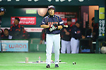 Hirokazu Ibata (JPN), .MARCH 2, 2013 - WBC : .2013 World Baseball Classic .1st Round Pool A .between Japan 5-3 Brazil .at Yafuoku Dome, Fukuoka, Japan. .(Photo by YUTAKA/AFLO SPORT)