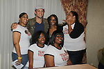David Fumero and Vega fans at The One Life To Live Lucheon at the Hemsley Hotel in New York City, New York on October 9, 2010. (Photo by Sue Coflin/Max Photos)