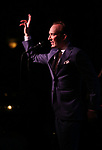 Stephen Carlile performing on stage at 'Tis The Season Jamie deRoy & Friends Holiday Show' at the Birdland on December 11, 2017 in New York City.