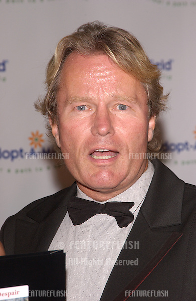 Actor JOHN SAVAGE at the 4th Annual Adopt-A-Minefield Gala at the Century Plaza Hotel, Beverly Hills, California..October 15, 2004