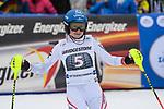 10.03.2018, Ofterschwanger Horn, Ofterschwang, GER, Slalom Weltcup in Ofterschwang, im Bild Bernadette Schild (AUT, #5)<br /> <br /> Foto &copy; nordphoto / Hafner