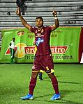 Deportes Tolima venció 5-2 a Deportivo Cali. Fecha 14 Liga Águila II-2019.