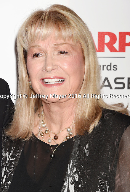 BEVERLY HILLS, CA - FEBRUARY 08: Actress Diane Ladd attends AARP's Movie For GrownUps Awards at the Regent Beverly Wilshire Four Seasons Hotel on February 8, 2016 in Beverly Hills, California.