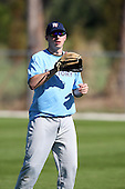 December 29, 2009:  Robert Hughes (13) of the Baseball Factory Tar Heels team during the Pirate City Baseball Camp & Tournament at Pirate City in Bradenton, Florida.  (Copyright Mike Janes Photography)