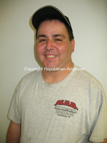 SOUTHBURY, CT. - 22 September 2009 - 092209CG01 - Peter Weissmann, candidate for first selectman in Southbury. Chris Gardner Republican-American