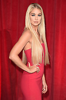 Amanda Clapham at The British Soap Awards at The Lowry in Manchester, UK. <br /> 03 June  2017<br /> Picture: Steve Vas/Featureflash/SilverHub 0208 004 5359 sales@silverhubmedia.com