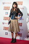 "Elisabeth Larena attends to the premiere of the spanish film ""Toro"" at Kinepolis Cinemas in Madrid. April 20, 2016. (ALTERPHOTOS/Borja B.Hojas)"