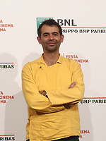 Il regista colombiano Nicolas Rincon Gille posa durante il photocall per la presentazione del suo film 'Tantas Almas' alla 14^ Festa del Cinema di Roma all'Aufditorium Parco della Musica di Roma, 18 ottobre 2019.<br /> Columbian director Nicolas Rincon Gille poses during the photocell to present his movie 'Tantas Almas' during the 14^ Rome Film Fest at Rome's Auditorium, on 18 october 2019.<br /> UPDATE IMAGES PRESS/Isabella Bonotto